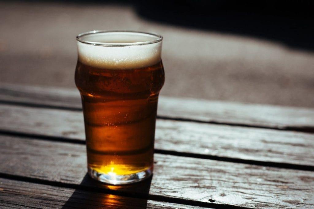 la bière au chaga