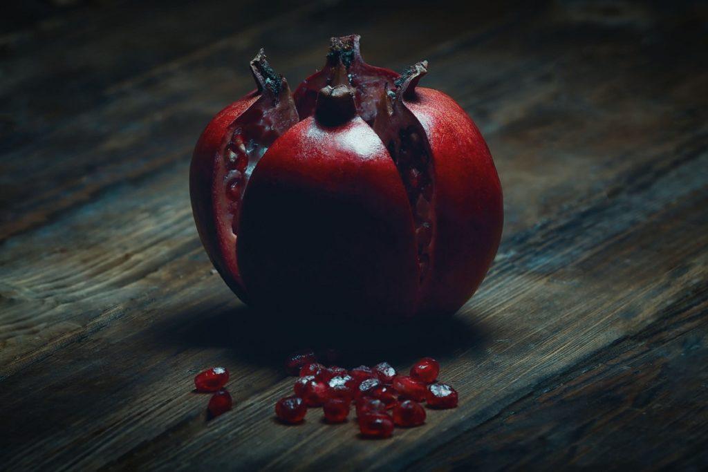 les bienfaits de la pomme grenade