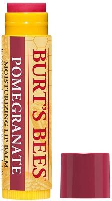 baumes à lèvre à la grenade de Burt's Bees