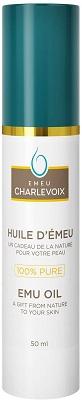 huile d'émeu 100 % pure d'Emeu Charlevoix