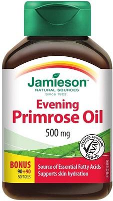 huile d'onagre pour les règles douloureuses