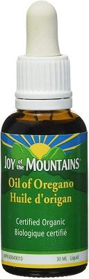 huile d'origan biologique canadienne