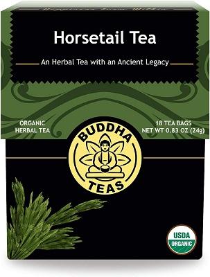 thé de prêle de Buddha Teas
