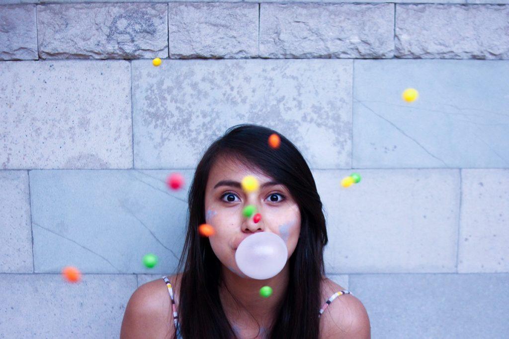 chewing gum contre l'acidité gastrique