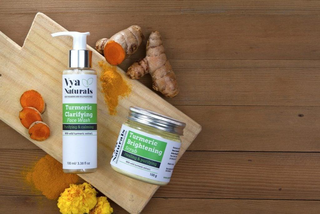les bienfaits du curcuma pour la peau
