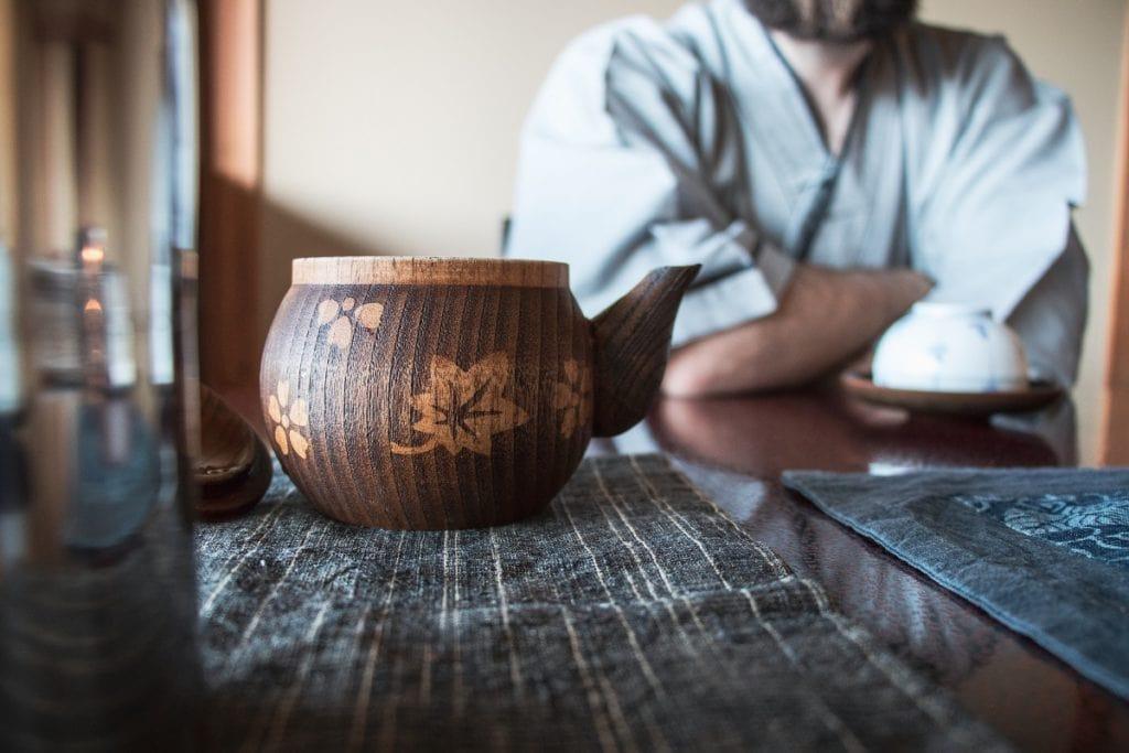 le goût du thé hojicha