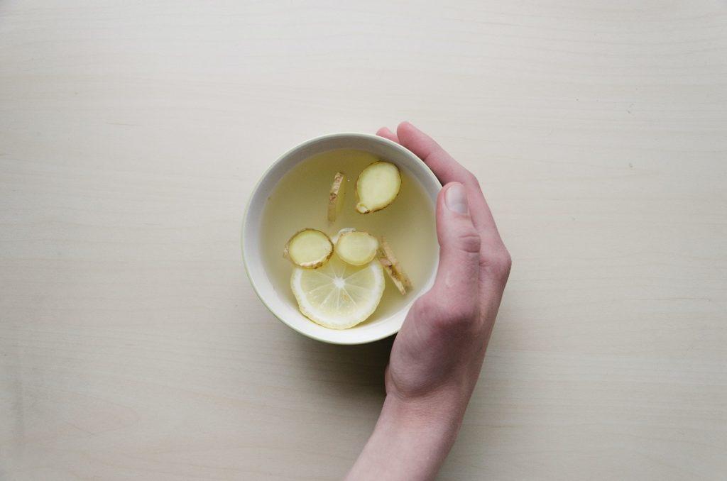 le gingembre aide contre les reflux gastriques