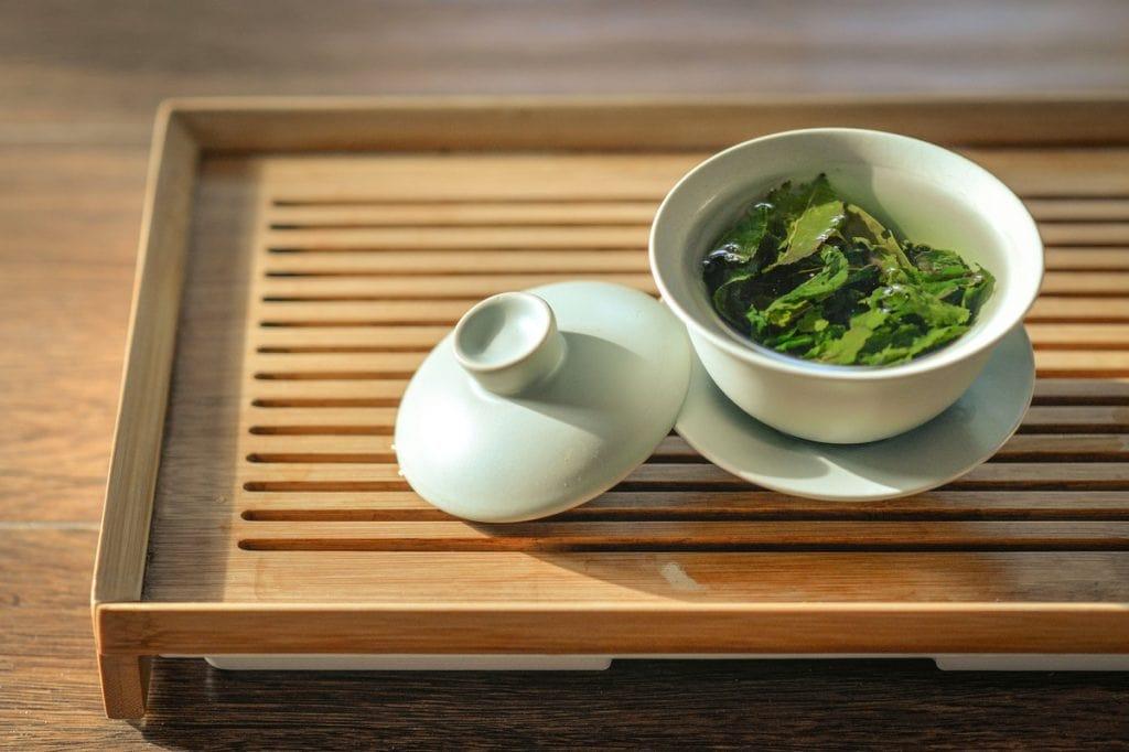 thé vert et métabolisme