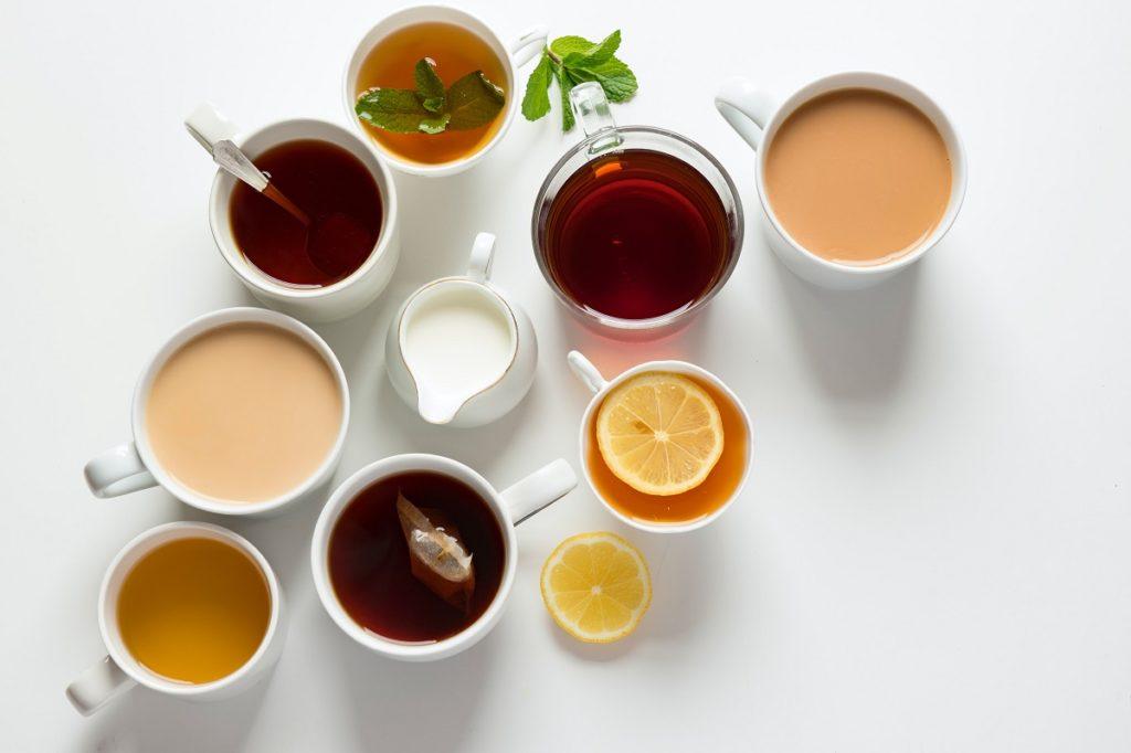 les thés pour perdre du poids et brûler les graisses