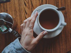 Le thé noir, une boisson alternative au café