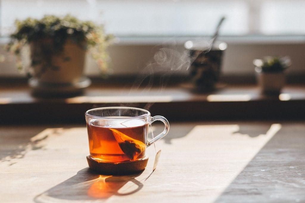 Infusion de thé noir et ses bienfaits